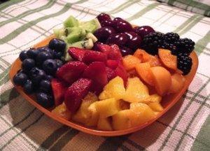 Frutta per muesli